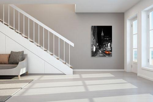 תמונה לחדר מדרגות - אלי נגר - צהוב - מק''ט: 318474