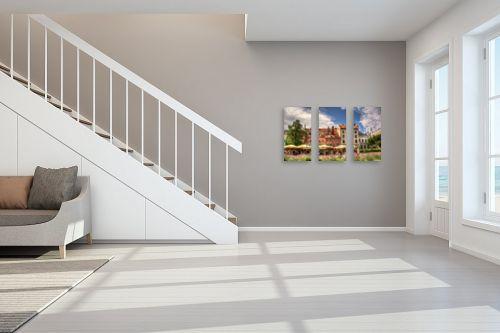 תמונה לחדר מדרגות - איזבלה אלקבץ - כיכר ציורי - מק''ט: 318994