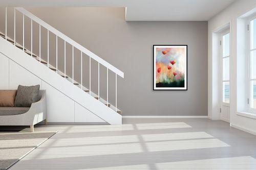 תמונה לחדר מדרגות - גורדון - נגיעות של אהבה - מק''ט: 319492