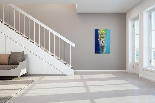 תמונה לחדר מדרגות - ורד אופיר - פרחי חג - מק''ט: 319659
