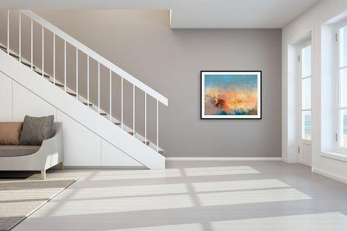 תמונה לחדר מדרגות - גורדון - בראשית - מק''ט: 319896