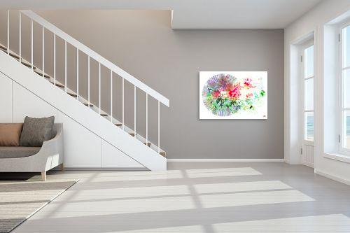 תמונה לחדר מדרגות - ויקטוריה רייגירה - מניפה - מק''ט: 320297