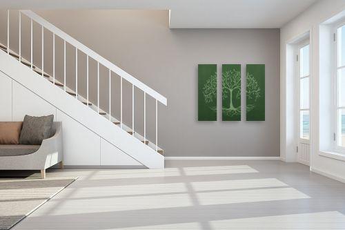 תמונה לחדר מדרגות - חני שפר - פתוח - מק''ט: 325496