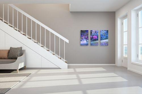 תמונה לחדר מדרגות - ציפי נוימן - הזמנה לישיבה - מק''ט: 325622