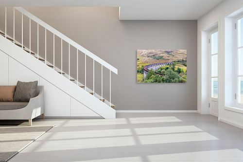 תמונה לחדר מדרגות - גל מאירי - הארי פוטר - מק''ט: 326991