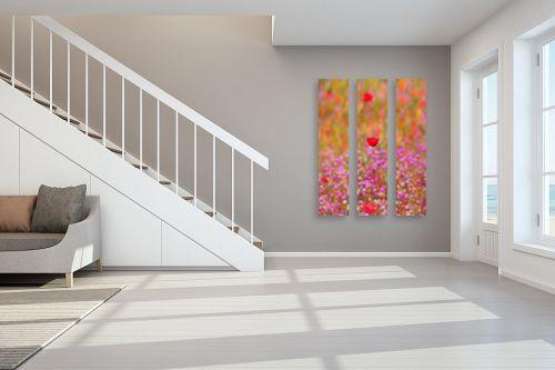 תמונה לחדר מדרגות - אורית גפני - אביב ארגמני - מק''ט: 327947