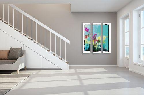 תמונה לחדר מדרגות - גורדון - סודות הסחלב - מק''ט: 328289