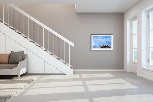 תמונה לחדר מדרגות - אור פריאס - מבצר - מק''ט: 329454