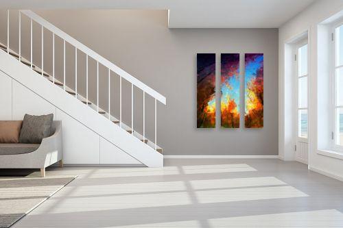 תמונה לחדר מדרגות - גורדון - מעל הצמרות - מק''ט: 329507