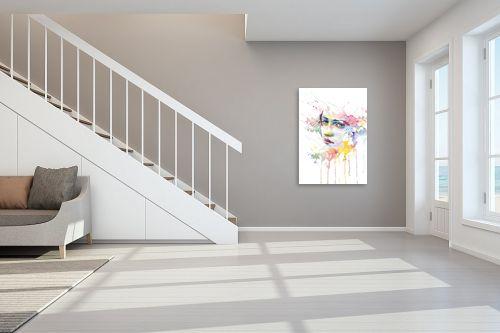 תמונה לחדר מדרגות - Artpicked - נוגה - מק''ט: 329729