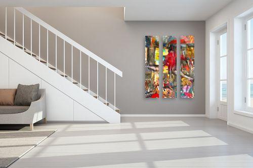 תמונה לחדר מדרגות - בן רוטמן - יריד התענוגות - מק''ט: 329972