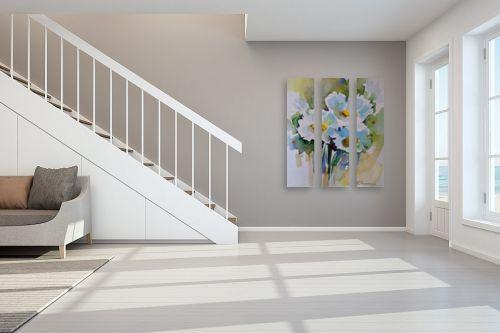 תמונה לחדר מדרגות - נטליה ברברניק - שלושה - מק''ט: 330618