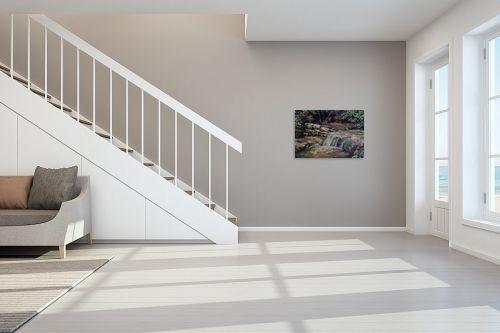תמונה לחדר מדרגות - נטליה ברברניק - נחל יערית - מק''ט: 330648