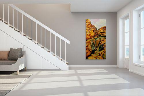 תמונה לחדר מדרגות - שמואל מושניק - עין פרת - מק''ט: 331813