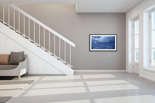 תמונה לחדר מדרגות - אורית גפני - לשוט בעננים - מק''ט: 332693