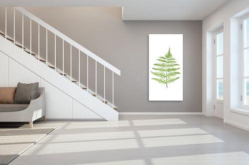 תמונה לחדר מדרגות - Artpicked - בוטני לקיר גלריה 1 - מק''ט: 333371