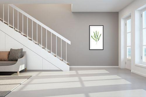 תמונה לחדר מדרגות - Artpicked - בוטני לקיר גלרייה 2 - מק''ט: 333372