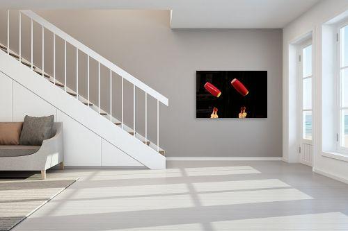 תמונה לחדר מדרגות - מירית אלון הלוי - זוגות זוגות - מק''ט: 333431