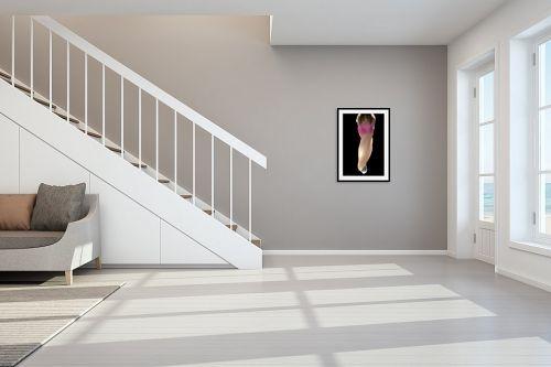 תמונה לחדר מדרגות - שרית סלימן - טיפה - מק''ט: 36804