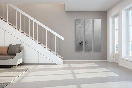 תמונה לחדר מדרגות - ניר אלון - שוחה או נופל ? - מק''ט: 42572