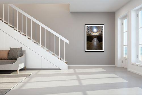 תמונה לחדר מדרגות - ניר אלון - כנסיית הקבר - מק''ט: 4777