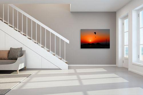 תמונה לחדר מדרגות - אלי נגר - בשקיעה - מק''ט: 61376
