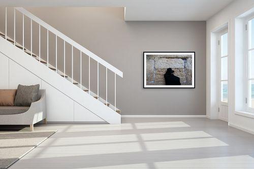 תמונה לחדר מדרגות - ניצן הפנר - תפילות - מק''ט: 74413