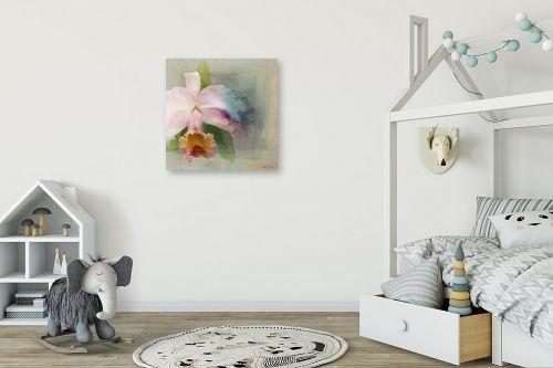 תמונה לחדר ילדים - בתיה שגיא - Orchid - מק''ט: 109458