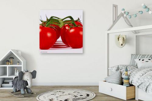 תמונה לחדר ילדים - קובי פרידמן - עגבניות שרי - מק''ט: 118103