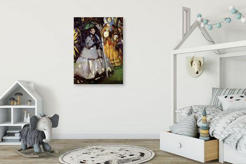 תמונה לחדר ילדים - אדואר מנה - Édouard Manet 048 - מק''ט: 131694