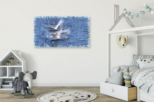 תמונה לחדר ילדים - בן רוטמן - מעוף  עונתי - מק''ט: 204532