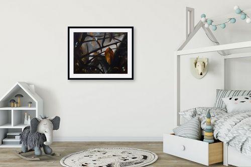 תמונה לחדר ילדים - שרה וולקוב - האחרון שנשאר - מק''ט: 236313
