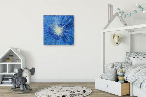 תמונה לחדר ילדים - אירית שרמן-קיש - פרץ אנרגיה - מק''ט: 259650