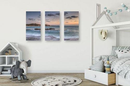 תמונה לחדר ילדים - מיכאל שמידט - שמורת חוף אכזיב - מק''ט: 292075
