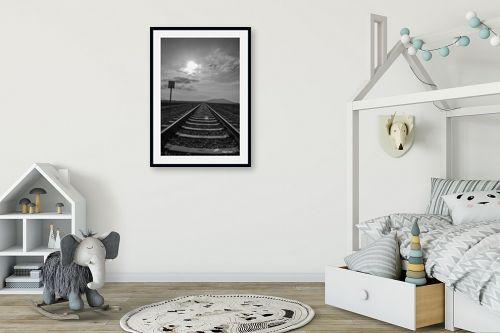 תמונה לחדר ילדים - אלעד דרור - מסילה בעמק - מק''ט: 317435