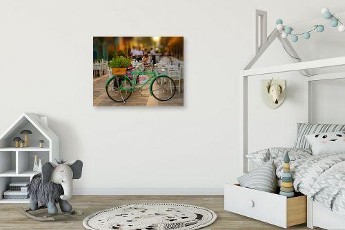 תמונה לחדר ילדים - שי וייס - אפניים - מק''ט: 331270