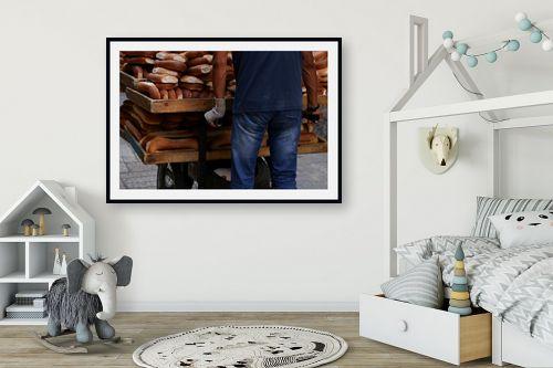 תמונה לחדר ילדים - מירית אלון הלוי - ביגלה,ביגלה... - מק''ט: 333633