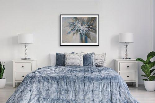 תמונה לחדר שינה - נטליה ברברניק - נשיקת השמש - מק''ט: 122316