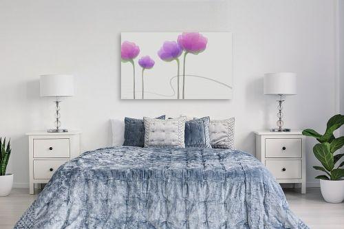 תמונה לחדר שינה - נעמי עיצובים - נוריות - מק''ט: 160733