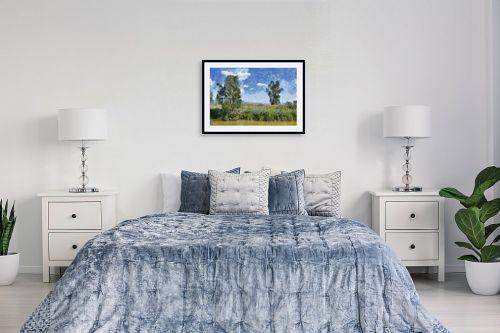 תמונה לחדר שינה - זיו בשן - נוף6 - מק''ט: 164038