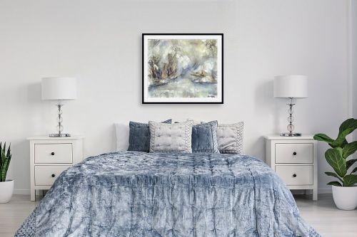 תמונה לחדר שינה - בן רוטמן - היופי שבשקט - מק''ט: 212713