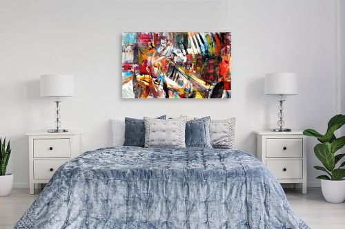 תמונה לחדר שינה - בן רוטמן - בלט מודרני - מק''ט: 228321