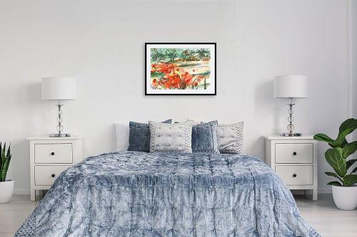 תמונה לחדר שינה - בן רוטמן - היופי שבטבע - מק''ט: 230034