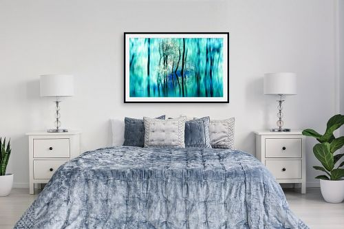 תמונה לחדר שינה - אורית גפני - האגם הסודי - מק''ט: 270732