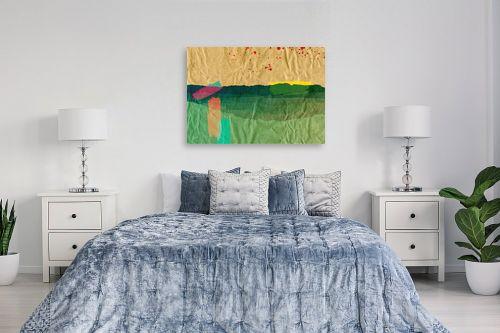 תמונה לחדר שינה - רוזה לשצ'ינסקי - נוף הרים 1 - מק''ט: 285117