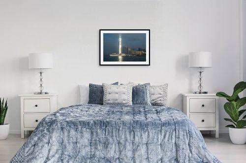 תמונה לחדר שינה - טניה קלימנקו - הקורה הראשון - מק''ט: 286720