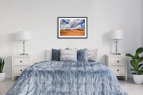 תמונה לחדר שינה - איזבלה אלקבץ - תמנע - מק''ט: 294504