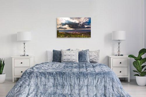 תמונה לחדר שינה - שי וייס - הררית - מק''ט: 305043