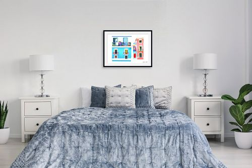 תמונה לחדר שינה - ציפי ניומן - מרפסות - מק''ט: 310799