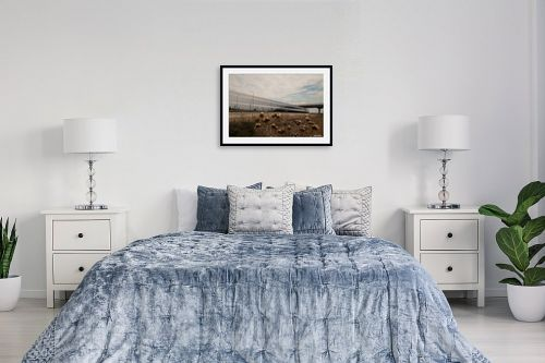 תמונה לחדר שינה - אלעד דרור - רכבת העמק - מק''ט: 312939